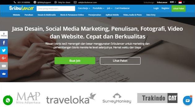 situs freelance online