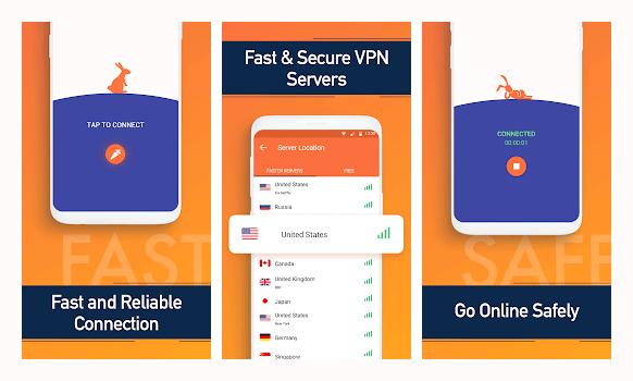 Aplikasi vpn gratis terbaik dari Turbo VPN