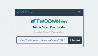 cara download video twitter tanpa aplikasi secara online