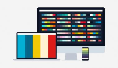 Kode warna HTMl lengkap full color untuk dipakai di CSS