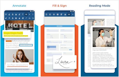Aplikasi PDF terbaik Android dengan segudang fitur