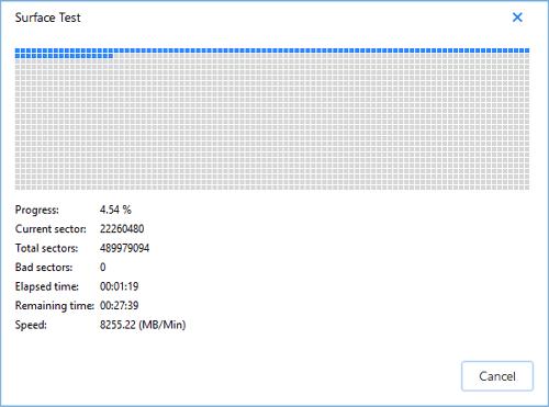 EaseUS menyediakan Tools untuk Memperbaiki Bad Sector di Harddisk dan SSD