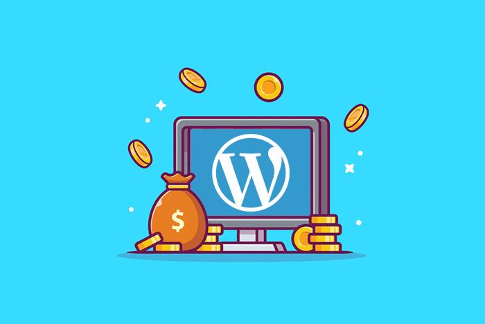 cara menghasilkan uang dari blog gratisan wordpress.com