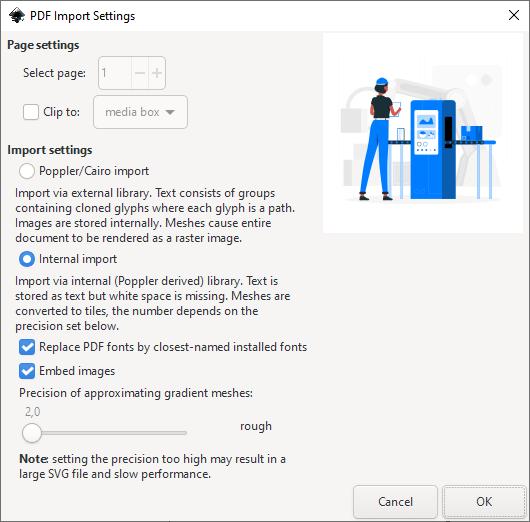 cara buka file AI dengan inkscape