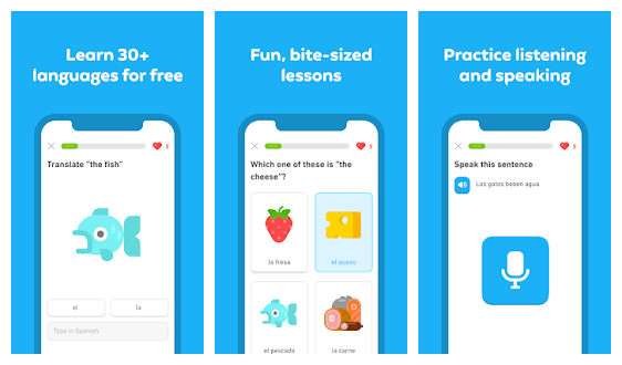 aplikasi belajar korea dari dasar untuk pemula lewat duolingo
