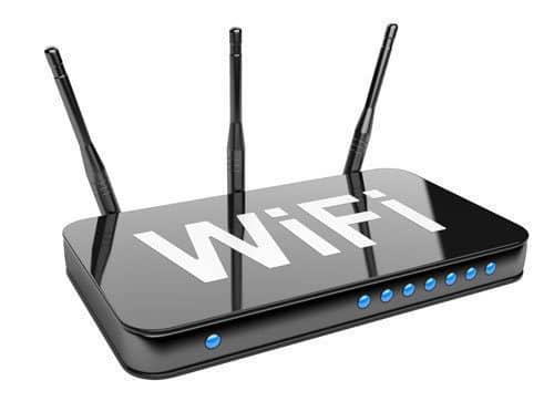jenis koneksi internet WIFI